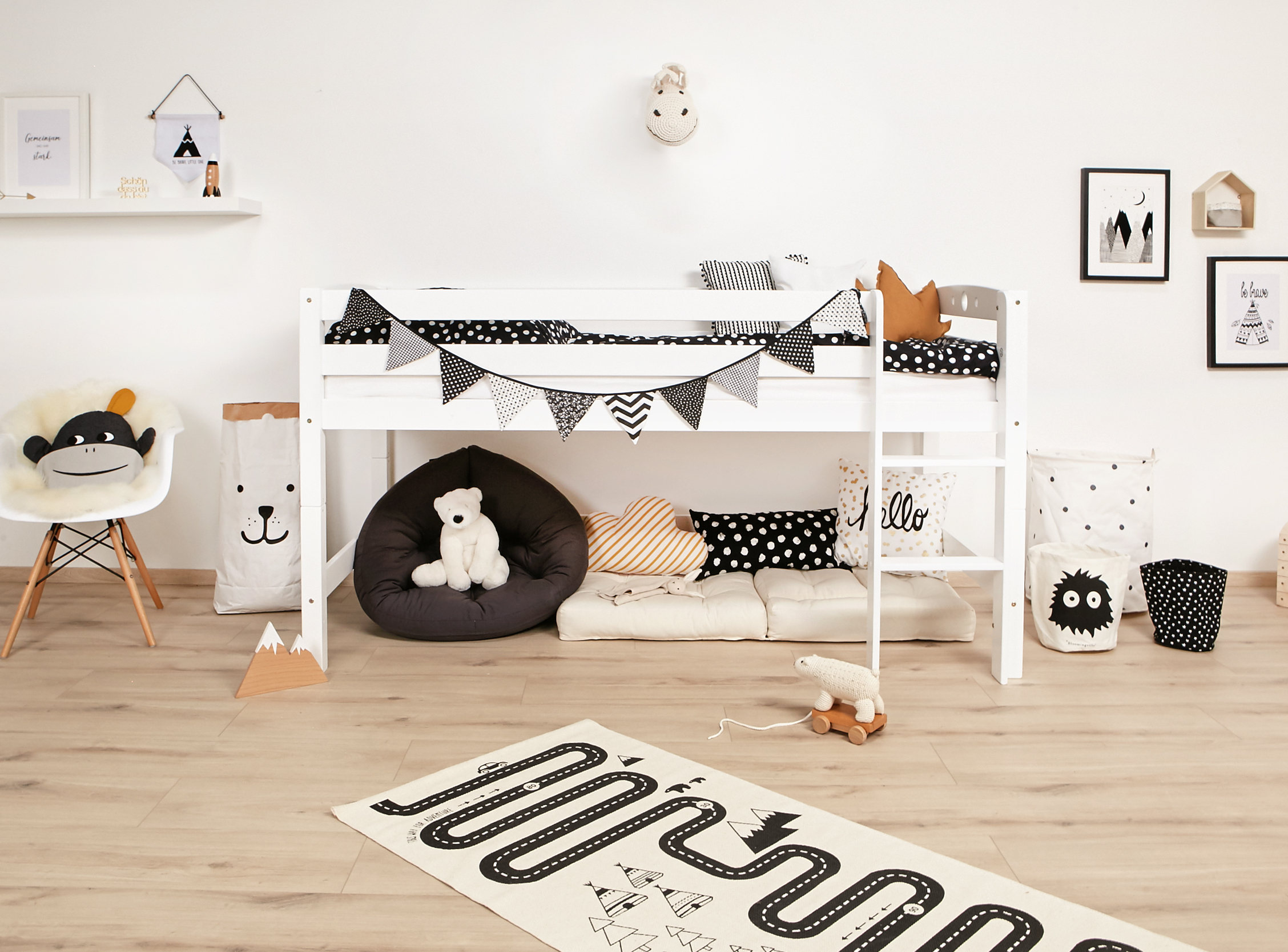Kinderhochbett-Timmy-aus-Buche-in-weiß